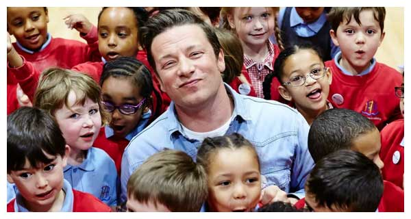 Jamie Oliver's B Corp model for hospitality