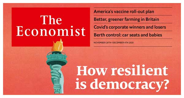 Resilient democracy?  Or antifragile democracy?