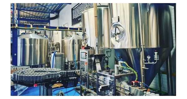 How mobile canning helps brewers to help the environment